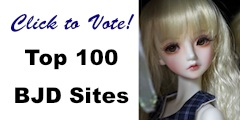 Top 100 Ball-Jointed Doll Sites on the Web